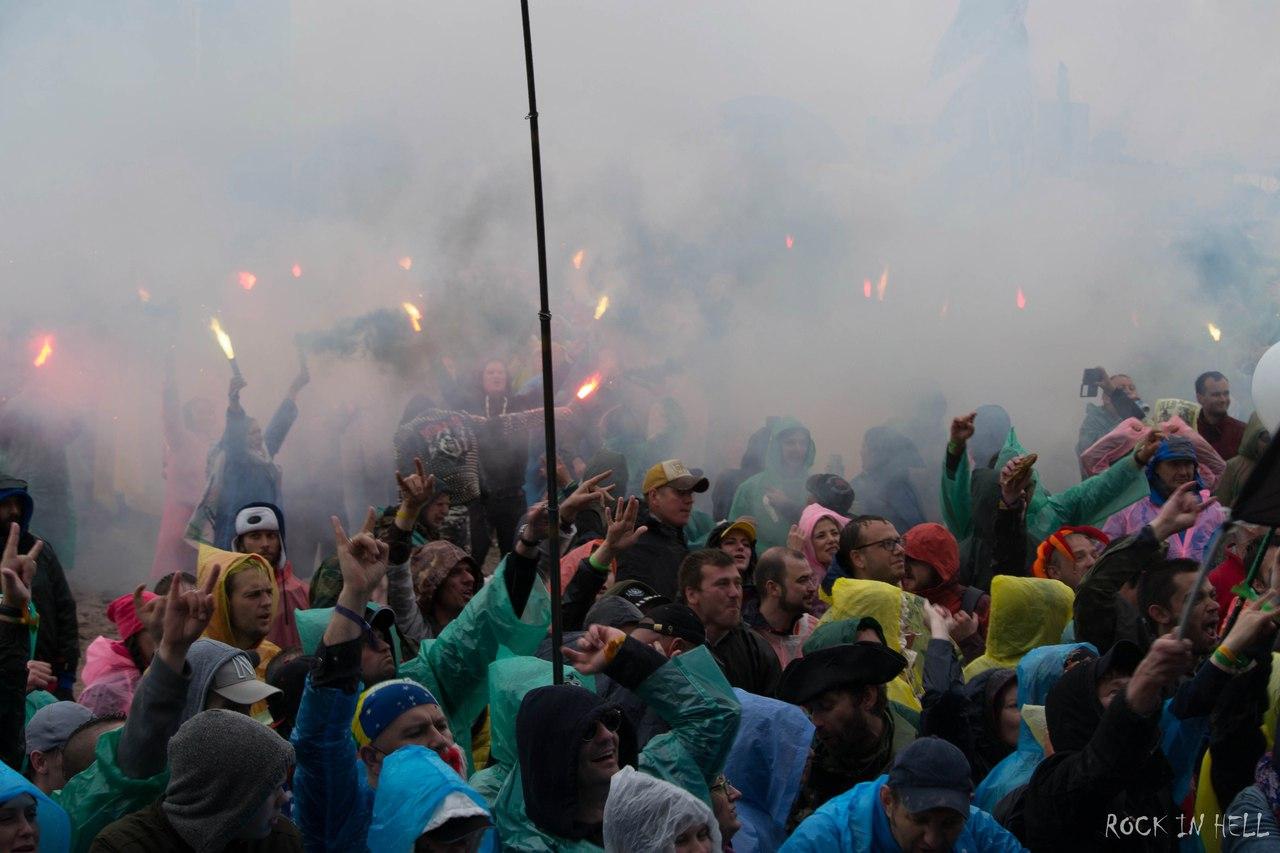 Фестиваль нашествие 2017